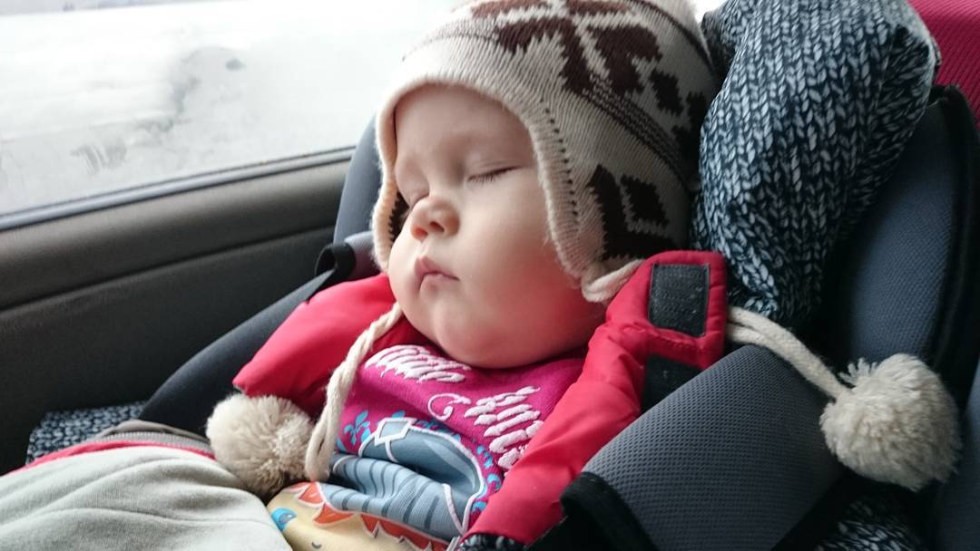 матрасы для новорожденных, сон в машине