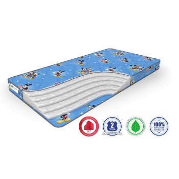 матрас BabyHoll, детский матрас, беспружинный детский матрас, матрас для детской кровати, матрас для новорожденного, подростковый матрас