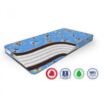 BabyHoll Hard, Dreamline BabyHoll Hard, матрас в детскую кроватку, детский матрас, матрас для ребенка