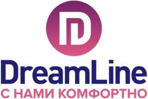 логотип дримлайн матрасы спб