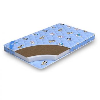 Biba Струтто 9 кокос, матрас для детей, матрас для новорожденного, беспружинный матрас, Промтекс-Ориент