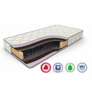 Eco Foam Hard Bonnel, Эко Фом Хард Боннель, Dreamline, пружинный матрас, матрас 20 см, матрас средней жесткости