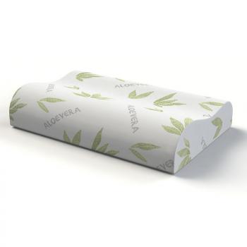 Базис Макси, подушка ортопедическая под голову, подушка с эффектом памяти, ортопедическая подушка