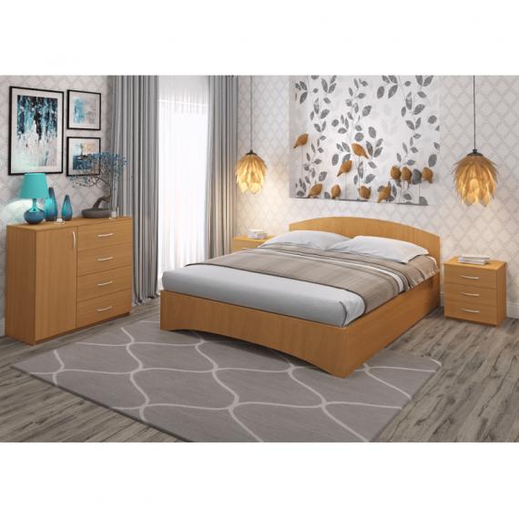 Кровать Рено 1 Промтекс ориент бук-255