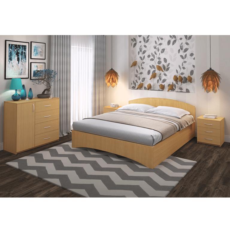 кровать Рено 1 Промтекс ориент бук-265