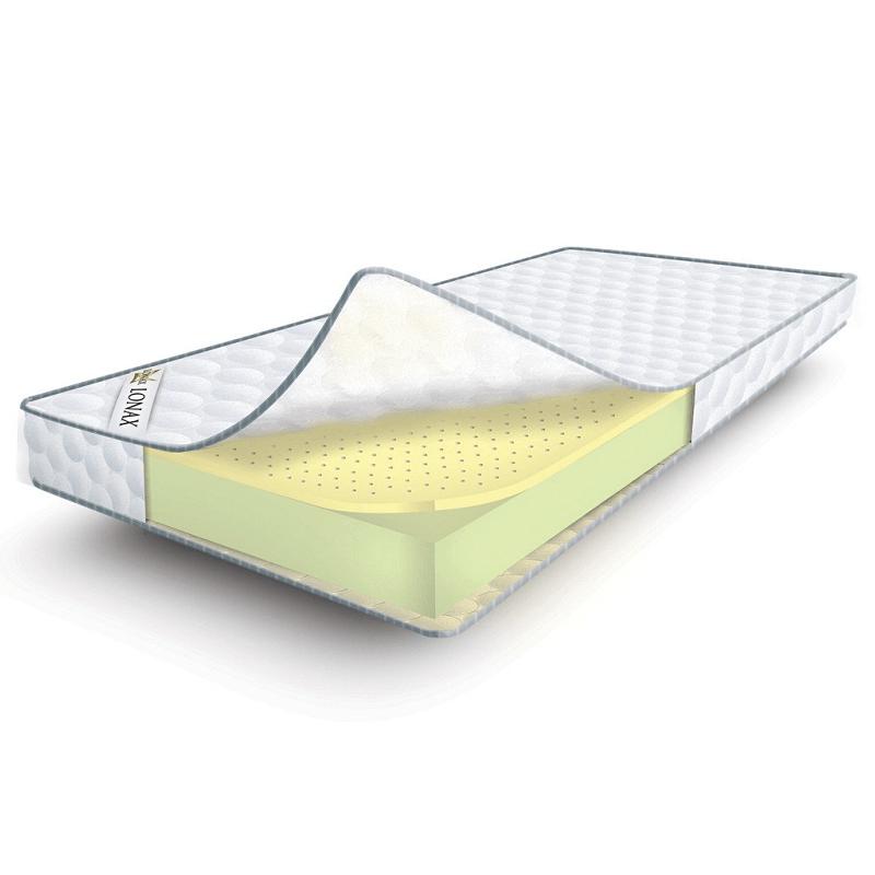 Lonax Roll Comfort 2, беспружинный матрас, матрас Lonax, матрас из латекса, матрас 17 см