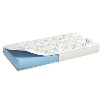 матрас Standart 2, беспружинный матрас, матрас 10 см, матрас из пенополиуретана, матрас на диван