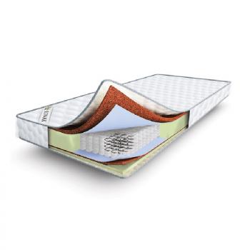 Lonax Cocos-Medium Econom TFK, ортопедический матрас, матрас Lonax, пружинный матрас, матрас разной жесткости