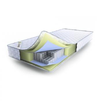 Lonax ППУ TFK, ортопедический матрас, матрас Lonax, матрас на блоке независимых пружин, матрас 18 см